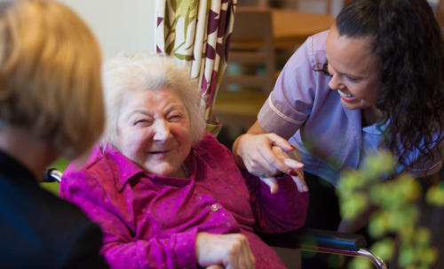 Parkfield Care home, Home, South East London,middlesex